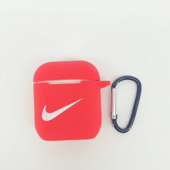 Apple Accessories Airpods Red Nike Case Poshmark